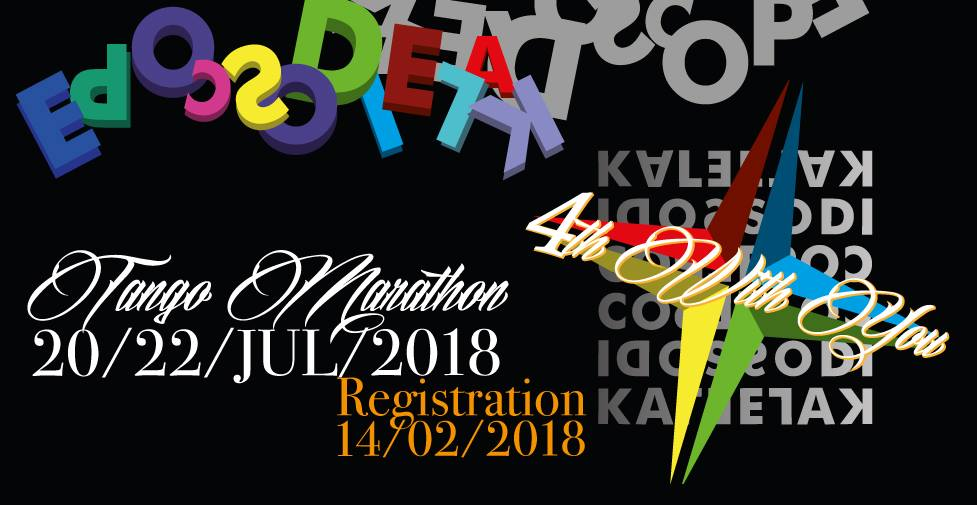 kaleidoscope registration 2018
